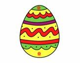 Uovo Giornata di Pasqua