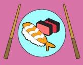 Piastra di Sushi
