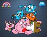 Gumball e amici