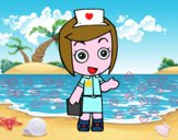 La dottoressa