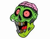 Zombie malevolo