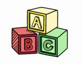 Cubi educativi ABC