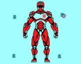 Robot combattente