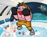 Boxeur difesa
