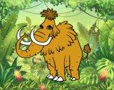 Mammuth preistorico