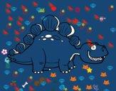 Lo stegosauro