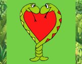 Serpenti innamorati