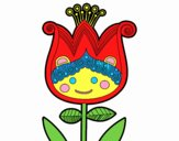 Tulipa infantile