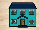 Casa com due andares