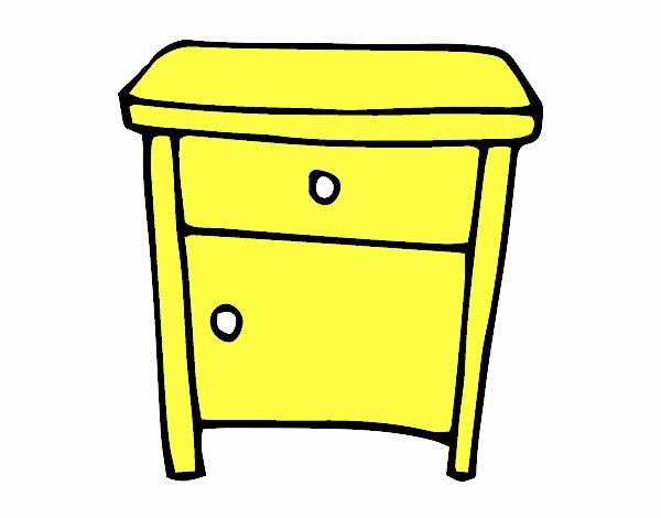 Disegno Comodino Colorato Da Utente Non Registrato Il 16 Di Maggio