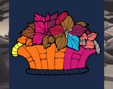 Paniere di fiori 8