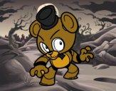 Toy Freddy di Five Nights at Freddy's