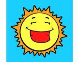 Sole contento