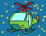 Un elicottero