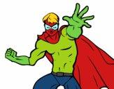 Supereroe mascherato