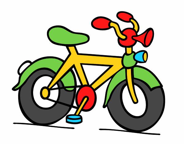 Disegno Bici Con Clacson Colorato Da Utente Non Registrato Il 12 Di