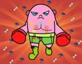 Boxeur calvo