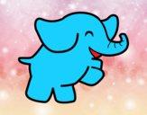 Elefante ballerino