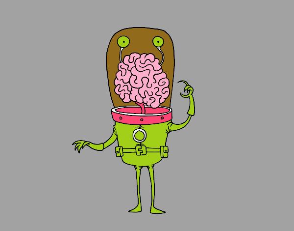 Cervello extraterrestri