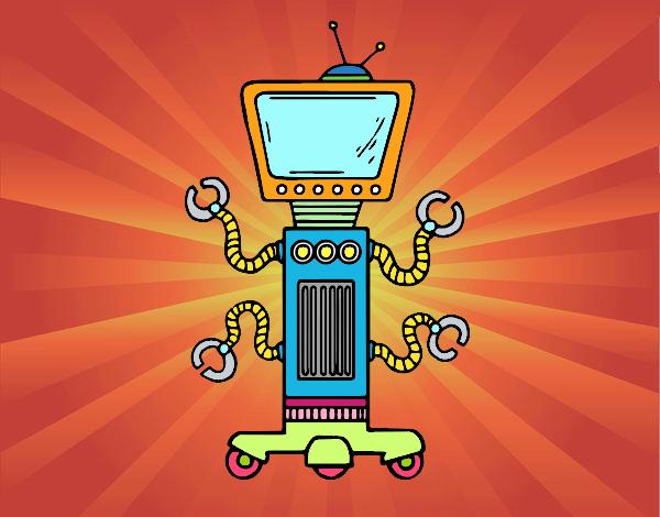 il robot inventore
