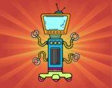 Robot meccanico