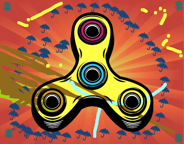 Un spinner