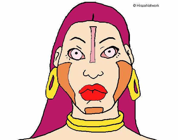 Donna maya