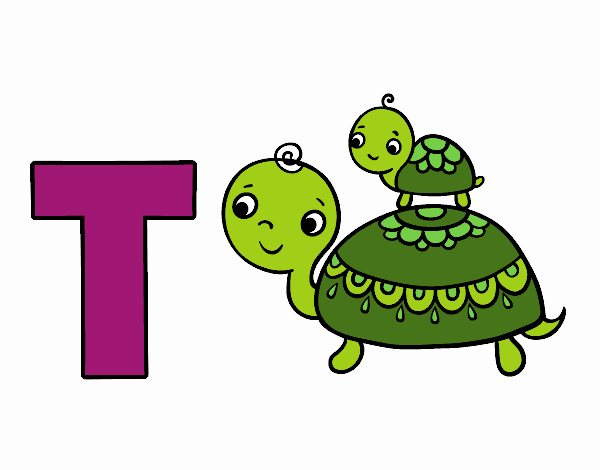 T di Tartaruga