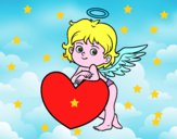 Cupido e un cuore