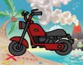Motocicletta harley