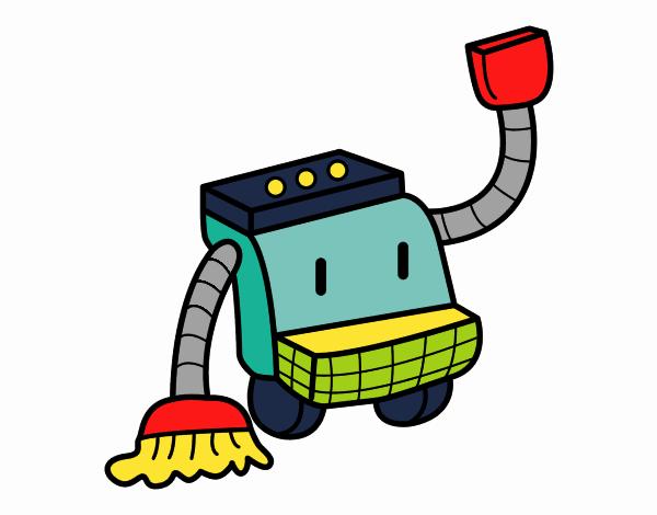 Robot di pulizia