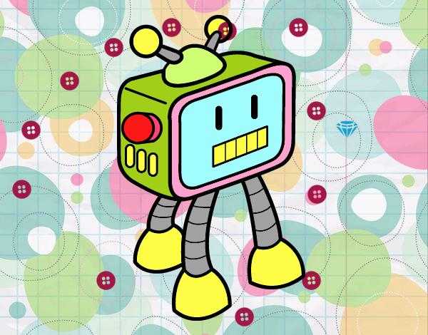 TV Robot