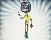 Robot Magro