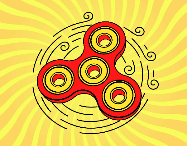 Giocattolo Spinner