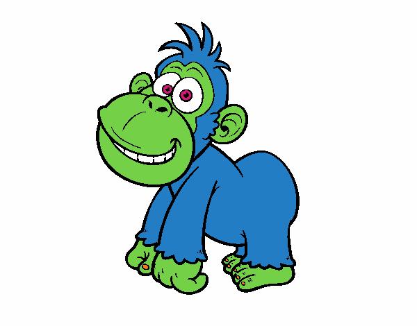 Gorilla orientale