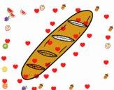 Una pagnotta di pane