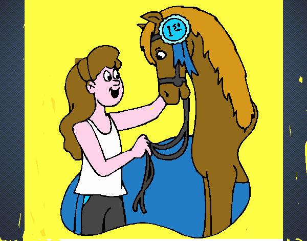 Cavallo vincitore
