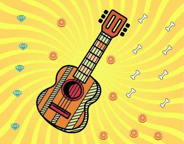La chitarra spagnola