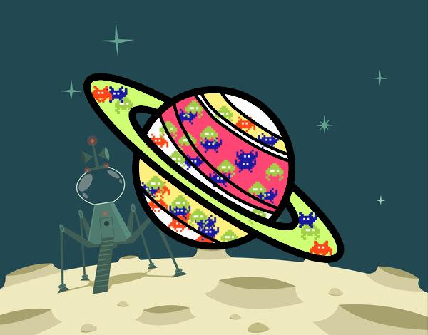 Pianeta Saturno