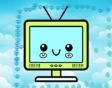 Televisione con antenna