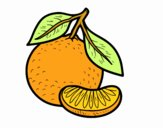 Un mandarino