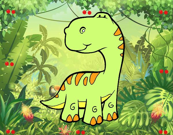 brontosauro leo