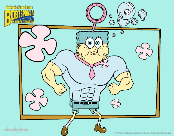 SpongeBob - La invincibolla