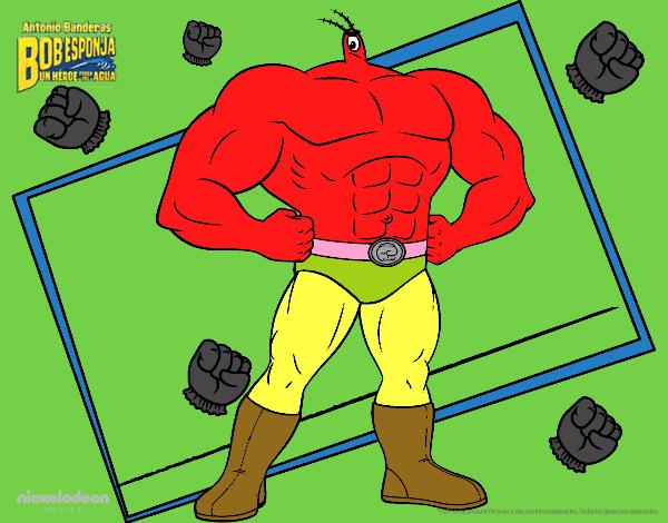 SpongeBob - Plankto-Man