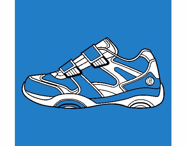 Scarpa da ginnastica