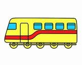 Passeggeri di treno