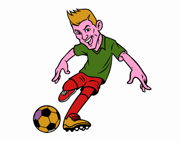 Attaquant football