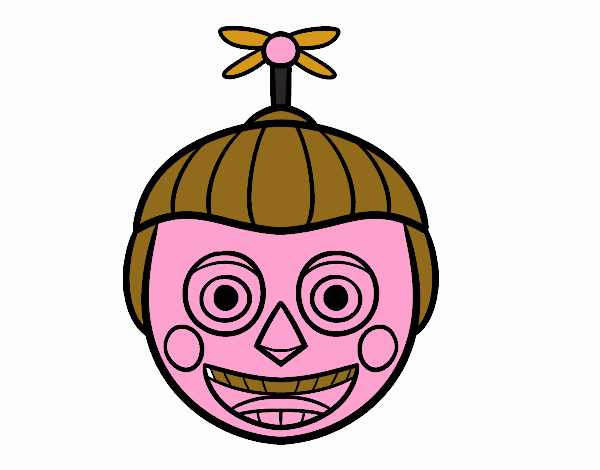 Balloon Boy di Five Nights at Freddy's