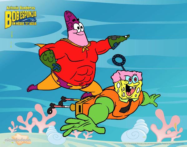 SpongeBob - Supergenialone e Invincibolla