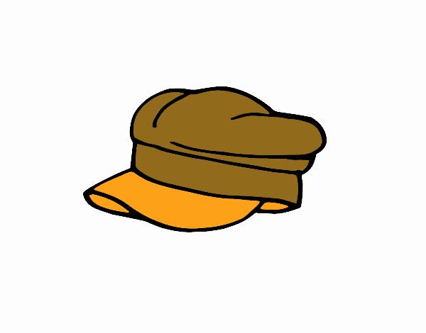 Disegno Cappello militare colorato da Utente non registrato il 16 di  Ottobre del 2017 9d257170d9c8